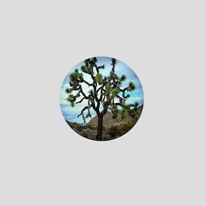 Joshua Tree Mini Button