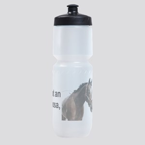 appaloosa just a horse-6 Sports Bottle