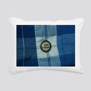 get organised Rectangular Canvas Pillow