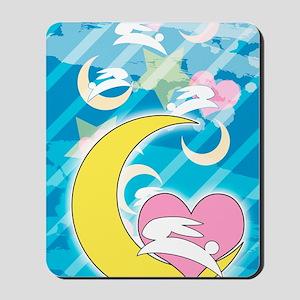 Moon Mousepad