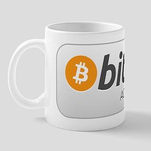 BitcoinAcceptedHere Mug