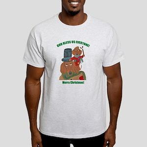 Dachshund Tiny Tim Light T-Shirt