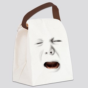 babyface2-cry-CRD Canvas Lunch Bag