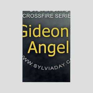 Gideons Angel Rectangle Magnet