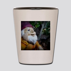Oh My! Gnomes Shot Glass
