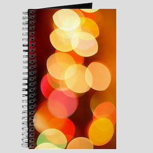 Christmas lights Journal