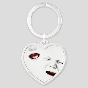 baby-janus-TIL Heart Keychain