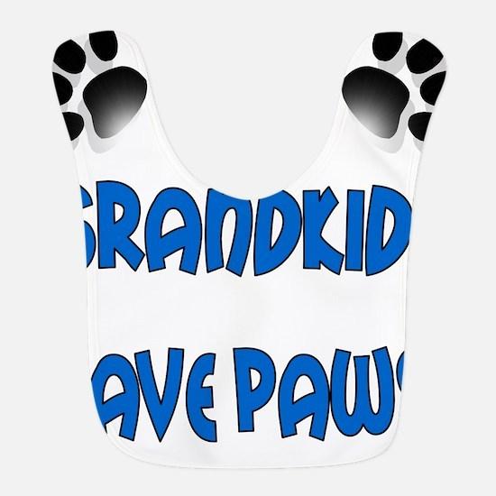grandkids paws1 Bib