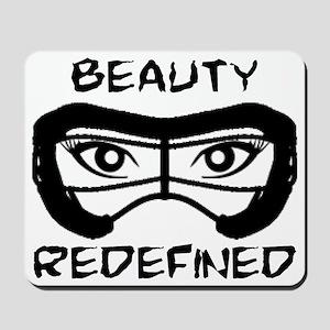 Lacrosse Beauty Redefined Mousepad