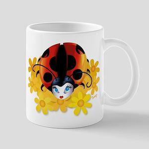 Pretty Ladybug Mug