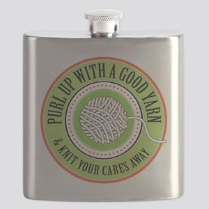 Purl Up Flask