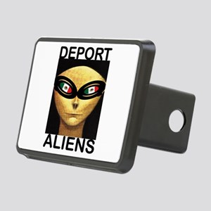DEPORT ALIENS Hitch Cover