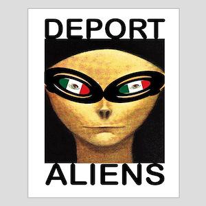 DEPORT ALIENS Posters