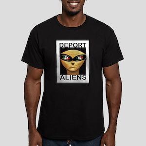 DEPORT ALIENS T-Shirt