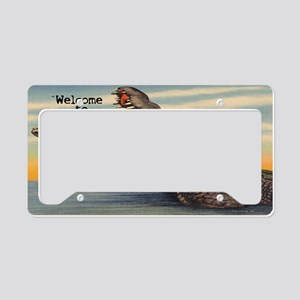 Welcome to Nursing School License Plate Holder