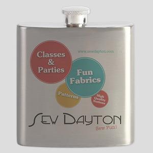 sew dayton logo Flask