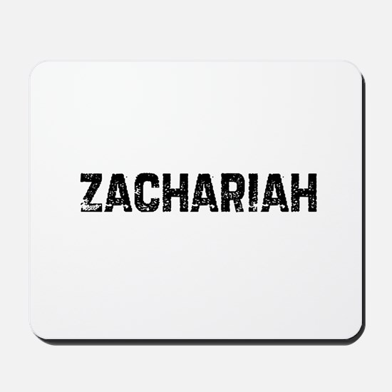 Zachariah Mousepad