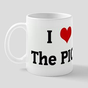 I Love The PICU Mug