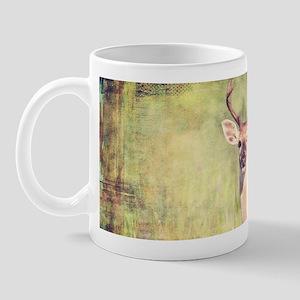 White Tailed Buck Mug