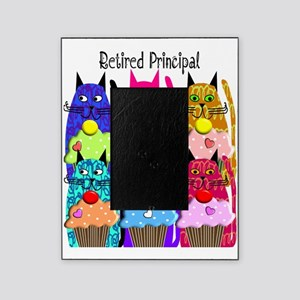 retired principal 1 Picture Frame