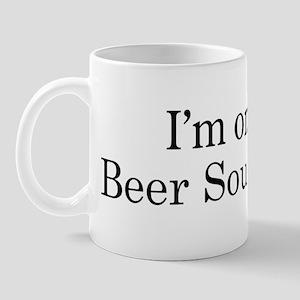Beer Soup diet Mug
