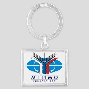 MGIMO Universitet Landscape Keychain