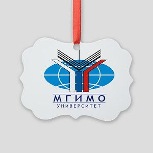 MGIMO Universitet Picture Ornament