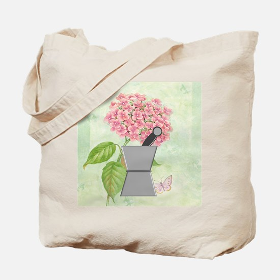 pest and mort hydrangea 2 Tote Bag