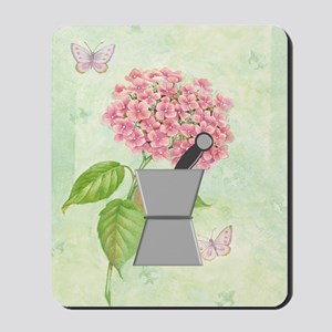 pest and mort hydrangea 2 Mousepad
