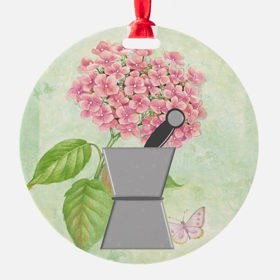 pest and mort hydrangea 2 Ornament