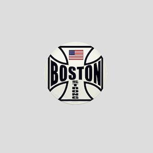 Boston Strong Mini Button