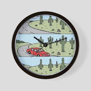 Cacti arms Wall Clock