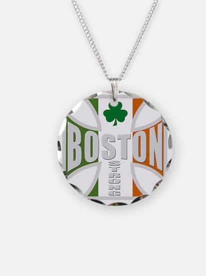 Irish Boston Pride Necklace