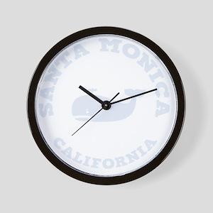 souv-whale-sm-ca-DKT Wall Clock