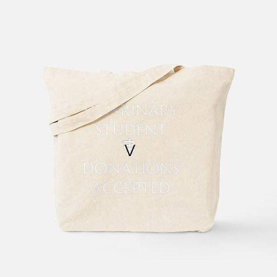 Vet Student Tote Bag