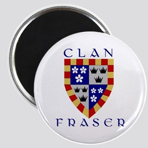 shotglass_clanfraser Magnet