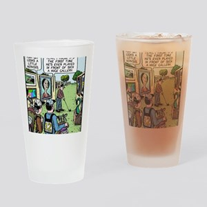Golf gallery Drinking Glass