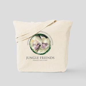 jungle_friends Tote Bag