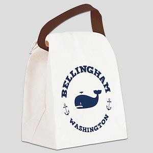 souv-whale-bham-LTT Canvas Lunch Bag