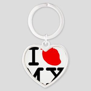 CLASIC!! ''I HEART MEXICO TEE... Heart Keychain