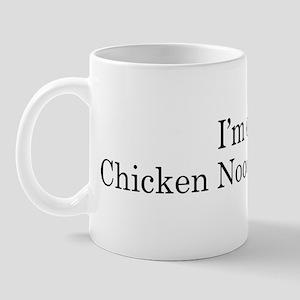 Chicken Noodle Soup diet Mug