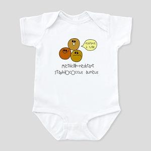 MRSA Infant Bodysuit
