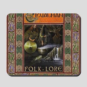 Cruachan - folk-lore Mousepad