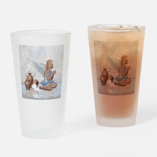 pa_round_coaster Drinking Glass