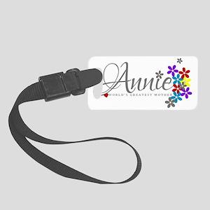 Annie Small Luggage Tag