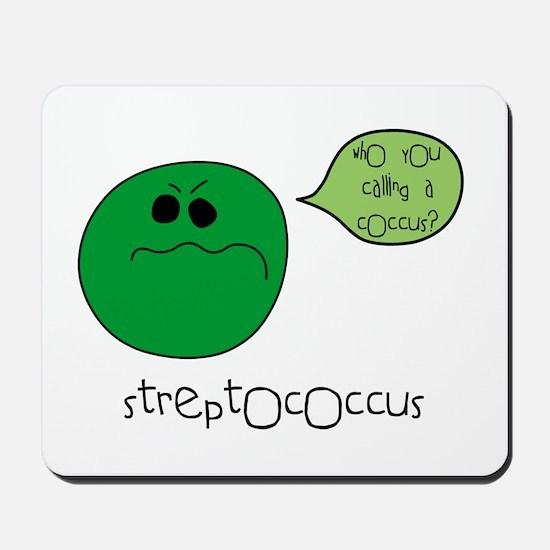 Streptococcus Mousepad