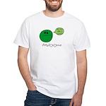Streptococcus White T-Shirt