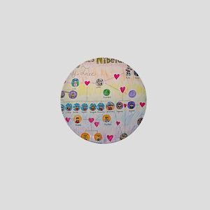 Der Ring des Nibelungen Family Tree Mini Button