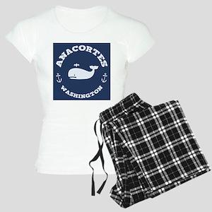 souv-whale-anacor-BUT Women's Light Pajamas