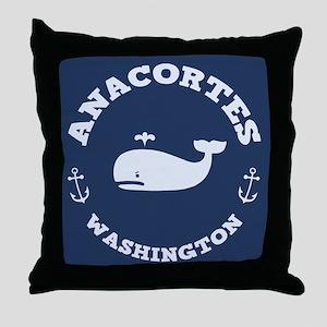 souv-whale-anacor-BUT Throw Pillow